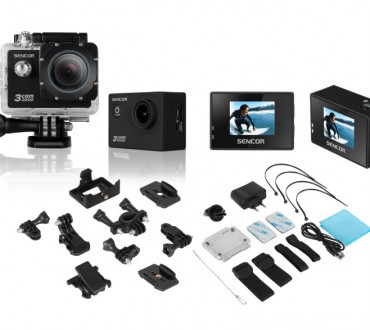 Διαγωνισμός mygreekholiday.gr με δώρο Action camera Sencor