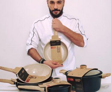 Διαγωνισμός Kiriakos Melas με δώρο μαγειρικά σκεύη PAL