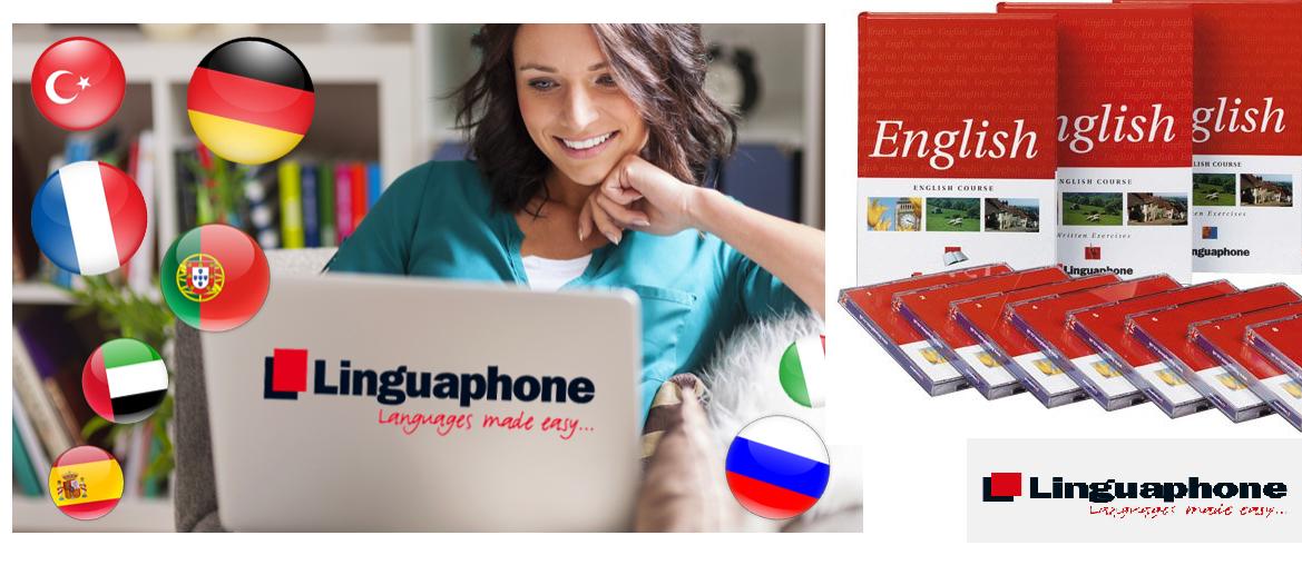 Διαγωνισμός Nethall και Linguaphone με δώρο 5 Μεθόδους I Talk!