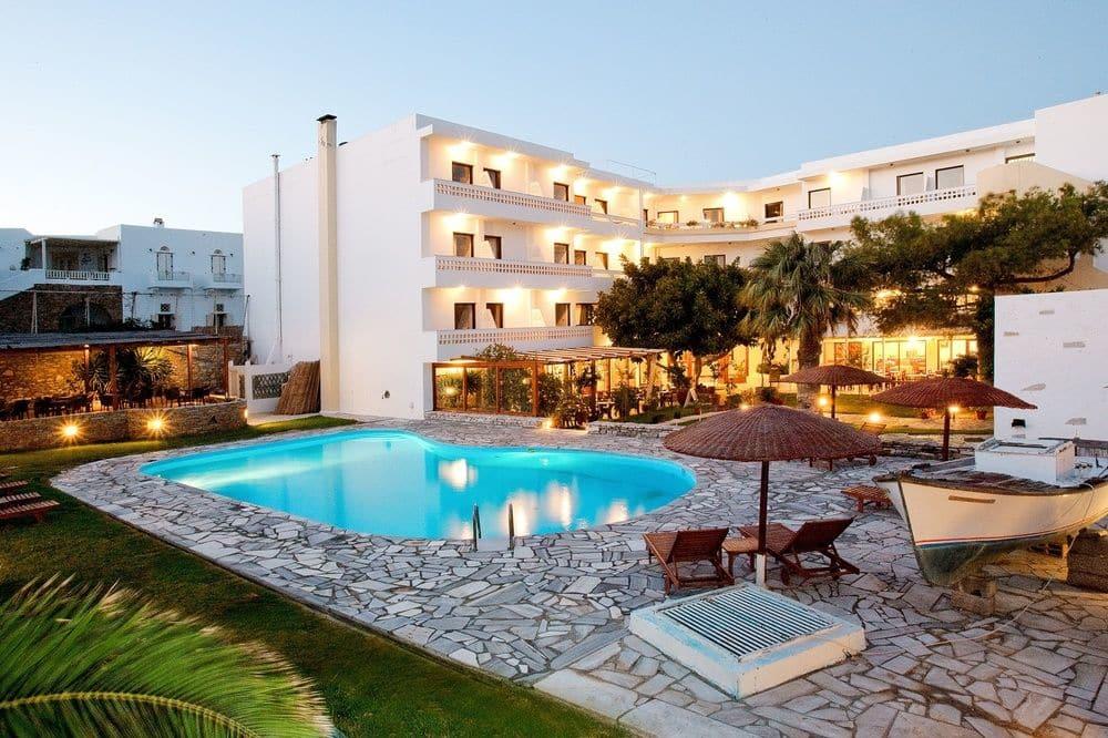 Aeolos Bay Hotel (Τήνος)