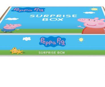 Διαγωνισμός Κόκκινη Αλεπού με δώρο Peppa Pig Surpise Box