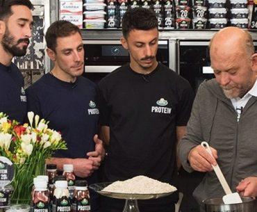 Διαγωνισμός Arla με δώρο μπάρες δημητριακών με προϊόντα Protein