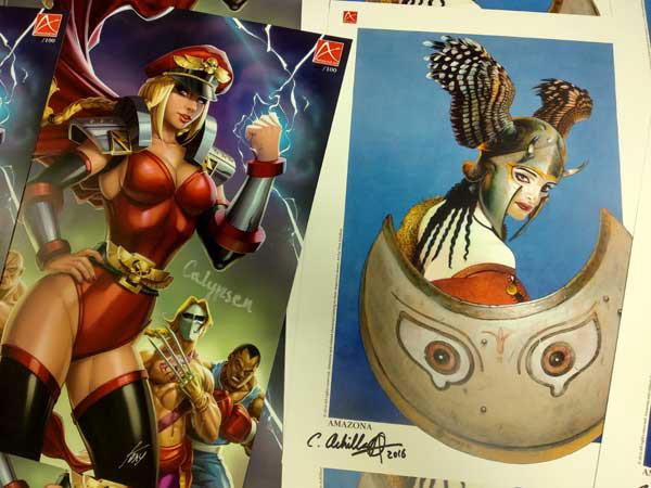 Athens Comics Con