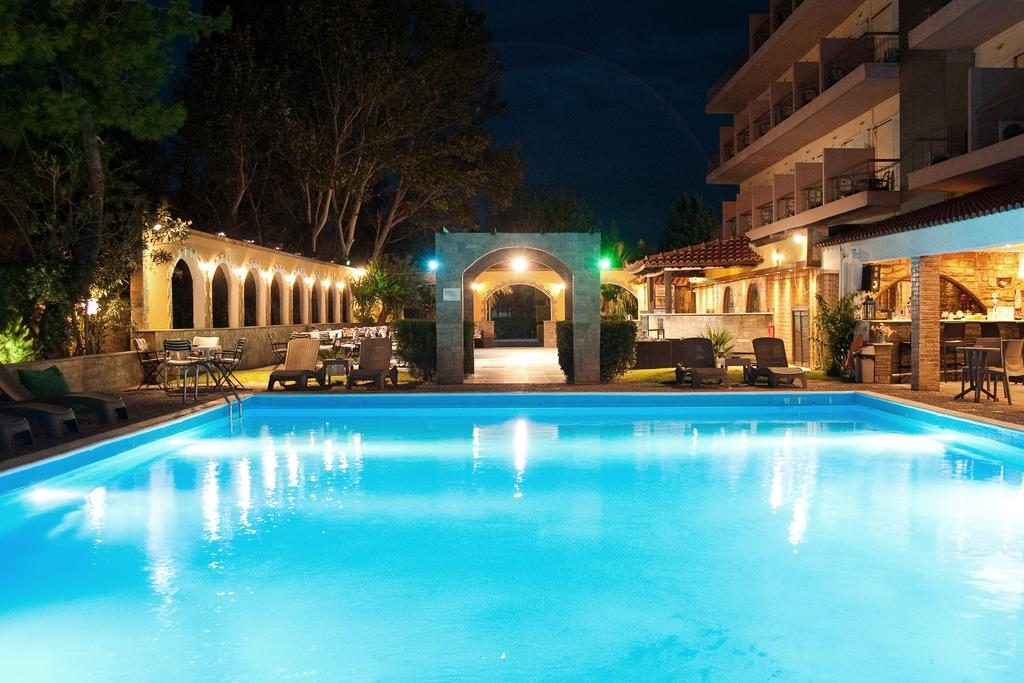Stefania Hotel Evia