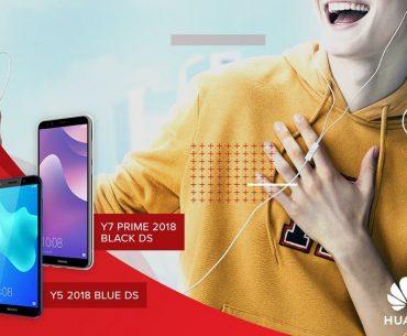 Διαγωνισμός Kotsovolos με δώρο Huawei Y7 Prime και Y5 2018