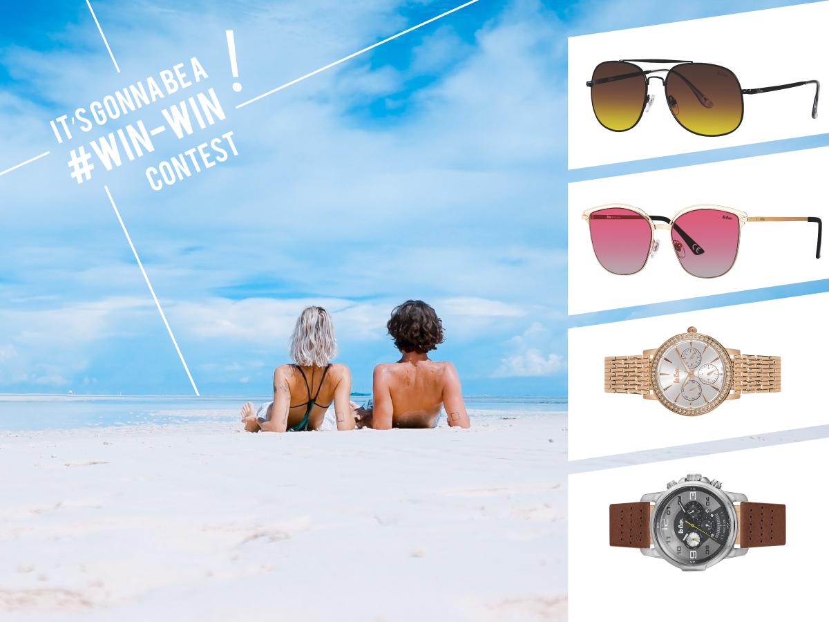 Διαγωνισμός Lee Cooper Eyewear με δώρο 2 ρολόγια και 2 ζευγάρια γυαλιά ηλίου c74ab56be53