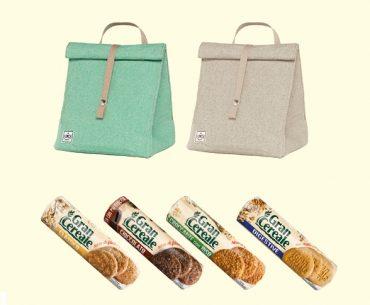 Διαγωνισμός GranCereale με δώρο πακέτα με προϊόντα και lunch bags