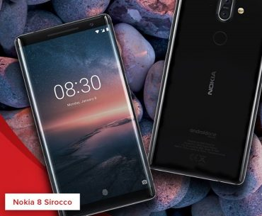 Διαγωνισμός Kotsovolos με δώρο Nokia 8 Sirocco