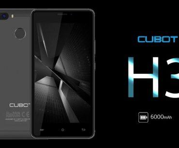 Διαγωνισμός Cubot με δώρο smartphone H3