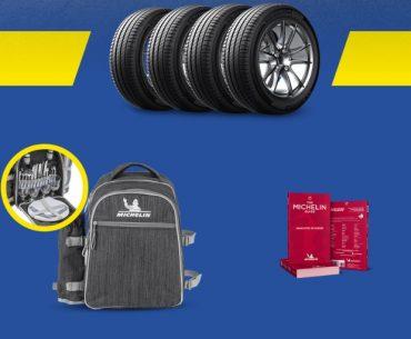 Διαγωνισμός Michelin με δώρο σετ ελαστικών, σετ Πικ Νικ και οδηγούς Main Cities of Europe