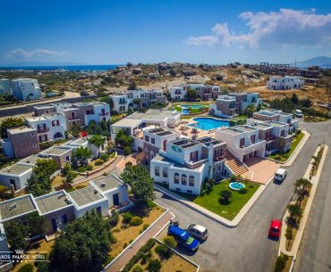 Διαγωνισμός Banks με δώρο διαμονή Naxos Palace Hotel