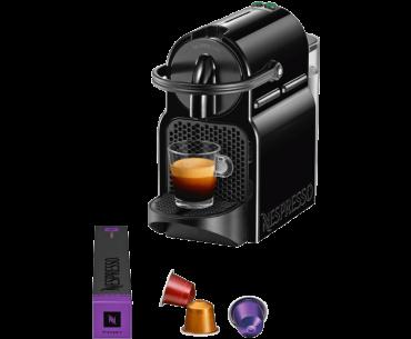 Delonghi Nespresso Inissia ΕΝ80.Β Καφετιέρα Delonghi Black