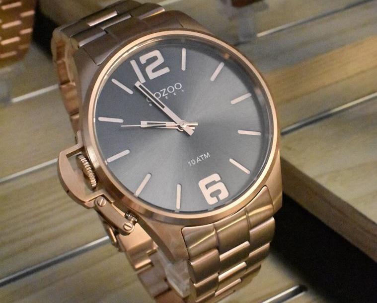 Διαγωνισμός Oozoo Greece με δώρο ρολόγια της premium σειράς Steel ... 013aaf77b96