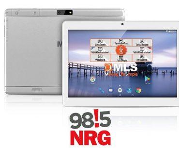 Διαγωνισμός NRG 98.5 με δώρο tablet MLS Angel
