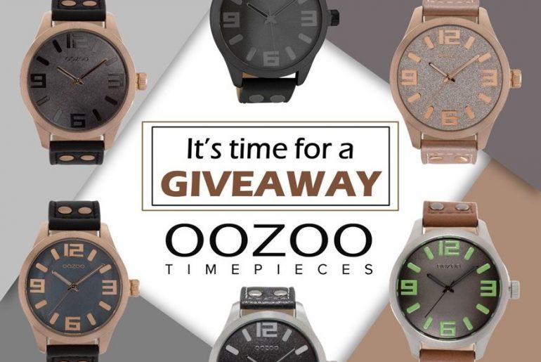 Διαγωνισμός Fthis.gr με δώρο 6 ρολόγια oozoo 16269fcc1dd