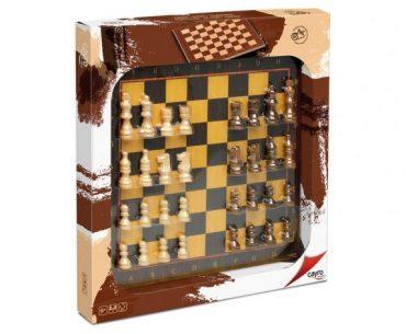 Διαγωνισμός pamebolta.gr με δώρο ξύλινο σκάκι
