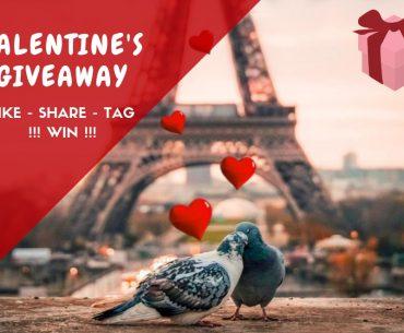 Διαγωνισμός Universe Travel με δώρο 4ήμερο για Παρίσι