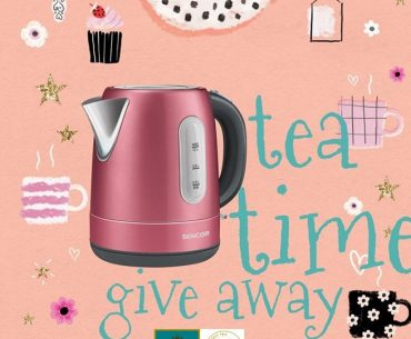 Διαγωνισμός Dilmah Tea με δώρο βραστήρα Sencor