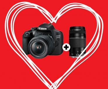 Διαγωνισμός Media Markt με δώρο DSLR Canon με 2 φακούς