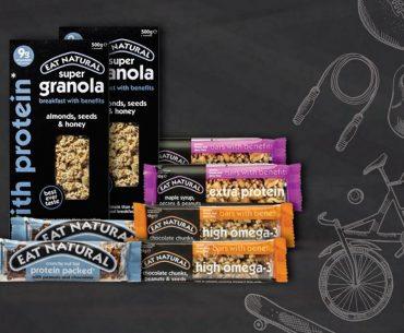 Διαγωνισμός Eat Natural με δώρο πακέτο με προϊόντα