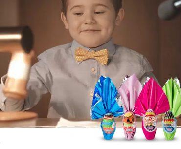 Διαγωνισμός ΑΒ Βασιλόπουλος με δώρο 50 πασχαλινά αβγά