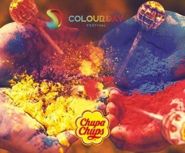 Διαγωνισμός Chupa chups με δώρο 5 Full Colour Day Kits