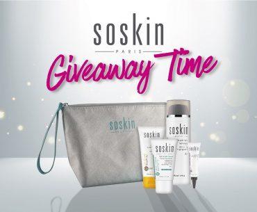 Διαγωνισμός SoSkin με δώρο νεσεσέρ γεμάτο προϊόντα