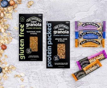 Διαγωνισμός Eat Natural με δώρο πακέτα με προϊόντα