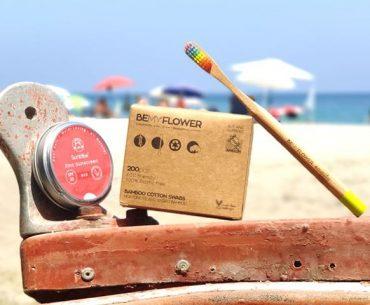 Διαγωνισμός Lovesurfing.gr και BeMyFlower με δώρο 3 πακέτα με αντηλιακό, μπαμπού οδοντόβουρτσα και οδοντόκρεμα
