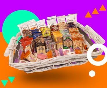 Διαγωνισμός Jannis με δώρο 5 καλάθια με προϊόντα