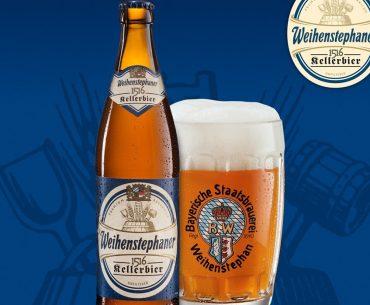 Διαγωνισμός Weihenstephan με δώρο κιβώτια μπίρες