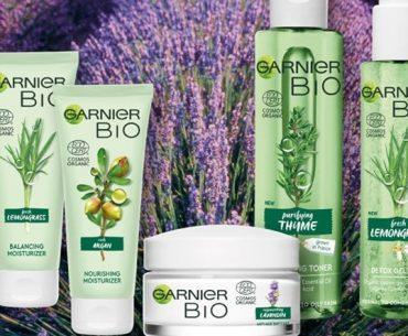 Διαγωνισμός ΑΒ Βασιλόπουλος με δώρο 3 σειρές προϊόντων Garnier Bio