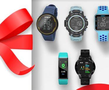 Διαγωνισμός DAS.4 με δώρο 5 Smartwatches