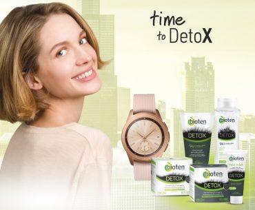 Διαγωνισμός My Market με δώρο ρολόι Samsung Galaxy και 30 σετ προϊόντων Bioten