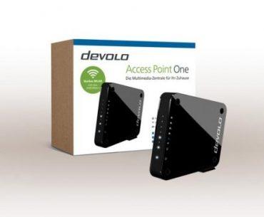 Διαγωνισμός Techpress.gr με δώρο devolo Access Point One