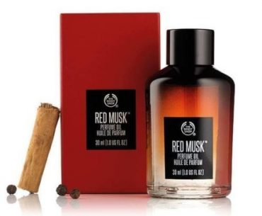 "Διαγωνισμός beautyblog.gr με δώρο ""Red Musk"" by The Body Shop"