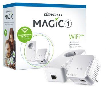 Διαγωνισμός WomanIdol με δώρο 3devolo Magic 1 WiFi mini
