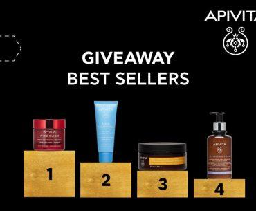 Διαγωνισμός Apivita με δώρο 40 πακέτα προϊόντων