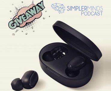Διαγωνισμός SimplerMinds με δώρο Mi True Wireless Earbuds
