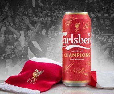 Διαγωνισμός Carlsberg με δώρο συλλεκτικά Champions Can
