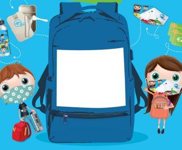 Διαγωνισμός ηβη με δώρο 100 σχολικά σετ και τσάντα με ζωγραφιά