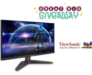 Διαγωνισμός ViewSonic με δώρο gaming monitor