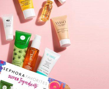 Διαγωνισμός Sephora με δώρο 3 kit Sephora Favorites