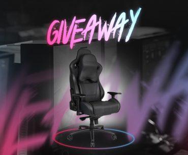 Διαγωνισμός Insport με δώρο καρέκλα Gaming Anda Seat