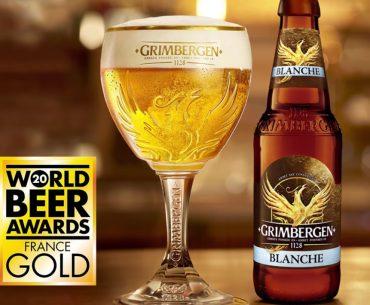 Διαγωνισμός Grimbergen με δώρο κιβώτια μπίρες συλλεκτικά ποτήρια