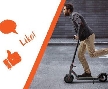 Διαγωνισμός WATT+VOLT με δώρο 3 ηλεκτρικάScooter Xiaomi