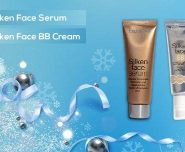 Διαγωνισμός Evdermiaμε δώρο Silken Face Serum και BB Cream