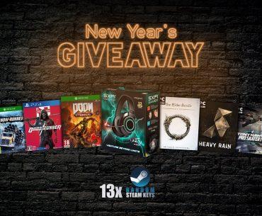 Διαγωνισμός GameSenpai με δώρο Video games και Headset