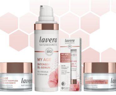 Διαγωνισμός Lavera με δώρο προϊόντα από τη σειρά My Age