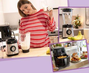 Διαγωνισμός Mother's blog με δώρο πολυμάγειρα και blender Philips